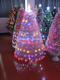 Small Fiber Optic Christmas Trees by 2 Ft 7 Ft Home Decoration Color Changing Fiber Optic Led Lights