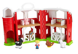 Fisher-Price Little People Animal Friends Farm - Toys