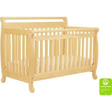 Crib To Toddler Bed Conversion Kit by Davinci Emily 4 In 1 Convertible Crib Ebony Black Walmart Com