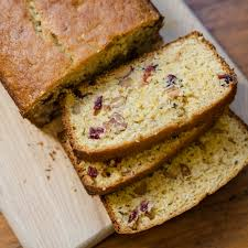 Healthy Maine Pumpkin Bread by Cranberry Almond Orange Bread Farm Flavor