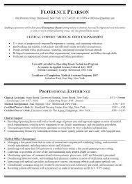 Nursing Template Nurse Resume Examples Sample Registered Free A Care