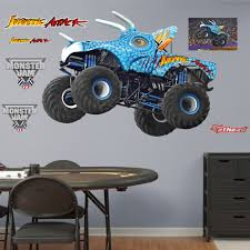 43 Monster Truck Wall Decals, Monster Truck Sideways Wall Decal ... Amazoncom 2009 Hot Wheels Monster Jam 4775 Blue Jurassic Roblox Urban Assault For Wii By Wubbzyfan13 On Deviantart Truck Photo Album Tropical Thunder Wiki Fandom Powered Wikia Jurassic Attack Screamfest You Will Scream Trucks Top 10 Scariest Truck Trend 2017 Review Youtube The Worlds Newest Photos Of Jurassic And Flickr Hive Mind Tecnorapia Botella De Cognac Remy Customer Appreciation Day July 30 Great Cadian Oil Change Nitro Edge Glow Roll Cage
