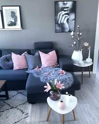 Ideas Grey And Blue Living Room For With Rose Ans White 37 Good