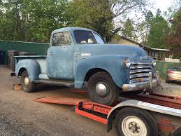 100 53 Chevy Truck For Sale Build Thread 19 5 Window Pickup Project Rascal