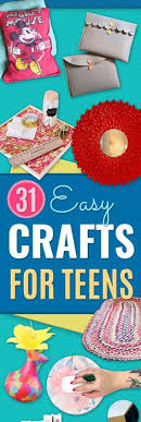 50 Really Cool And Easy DIY Crafts For Teens