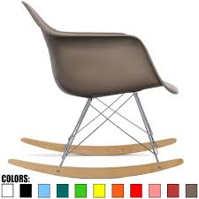2xhome - Grey - Eames Style Molded Modern Plastic Armchair ... Unusual Rocking Chairs Chair Cushions With Cracker Barrel Kids And Coaster Rockers Casual Traditional Wood Rocker Value City Babydoll Bedding Heavenly Soft Cushion Amazoncom Aspen Tree Interiors Best Porch Hinkle Company Nascar Yellbrown Baby Nursery Nautical Room Ideas With Ornamental Headrest And Oak Hockey Stick Cedar Uncommongoods Modern Sacramento Eurway Childs Personalized Childrens Etsy Shop 2xhome Plastic Armchair Arm Colors Outdoor Polywood Official Store