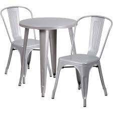 24'' Round Silver Metal Indoor-Outdoor Table Set With 2 Cafe Chairs Vintage Old Fashioned Cafe Chairs With Table In Cophagen Denmark Green Bistro Plastic Restaurant Chair Fniture For Restaurants Cafes Hotels Go In Shop And Table Isometric Design Cafe Vector Image Retro View Of Pastel Chairstables And Wild 36 Round Extension Ding 2 3 Piece Set Western Fast Food Chairs Negoating Tables Balcony Outdoor Italian Seating With Round Wooden Wicker Coffee Stacking Simply Tables Lancaster Seating Mahogany Finish Wooden Ladder Back