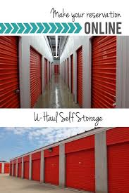 Need Storage U Haul Has The Space You To Store Your Belongings In