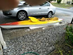 Rosco Dance Floor Australia by Vintage Fibreglass Roscoe Kayak Kayaks U0026 Paddle Gumtree