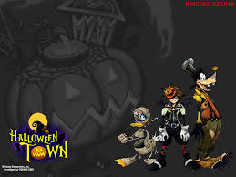 Sora Halloween Town Figure by Rpg Land Kingdom Hearts Series Wallpapers