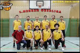 U18 Oberliga Männlich USC Heidelberg