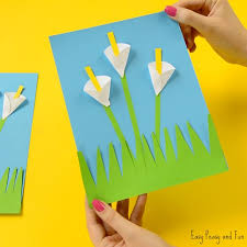Amazing And Easy Paper Craft Ideas For Kids Exclusive Crafts