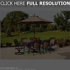 Patio Table Umbrella Walmart by Walmart Patio Tables And Chairs Patio Outdoor Decoration