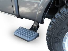 100 Side Step For Trucks Bed 2 Truck Bed By AMP Research For D 2009