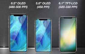 Apple s 2018 Plans THREE iPhone X Style Phones Know Your Mobile
