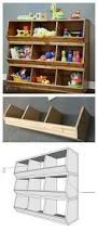 wooden toy bins build it yourself pinterest wood bin