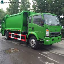 3 Axle Rubbish Dumper 10 Wheel Dumper Truck - Buy 10 Wheel Dumper,3 ...