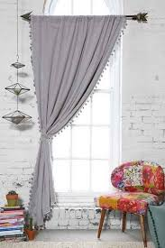 plum bow mia medallion shower curtain from urban outfitters