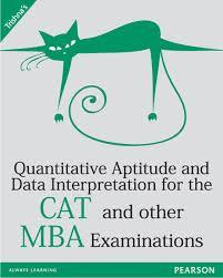 Pearson Exam Copy Book Bag by Trishna U0027s Quantitative Aptitude And Data Interpretation For The