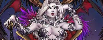 Lady Death Damnation Game Graphic Novel Review