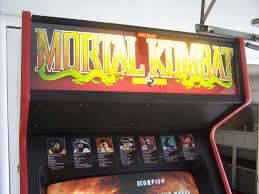 Mortal Kombat Arcade Cabinet Specs by Restoring A Mortal Kombat 1 Arcade Machine Klov Vaps Coin Op