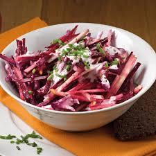 rote bete apfel salat