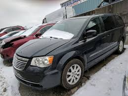 100 Rebuildable Trucks 2013 Chrysler Town Country Van For Sale Novak Auto Parts