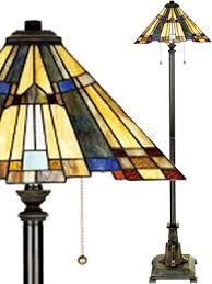 Quoizel Tiffany Lamp Shades by Art Deco Torchieres U0026 Floor Lamps Brand Lighting Discount