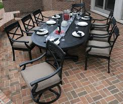 8 Person Outdoor Table by 8 Person Patio Dining Set Person Patio Dining Lakeview Outdoor