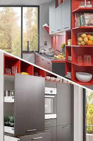 rote küche pura 0080 rote küche küchenstil küche