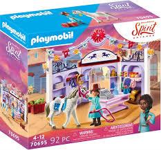 playmobil 70695 miradero reitladen