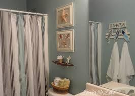 bathroom excellent beach theme pin blue glass bath accessories on