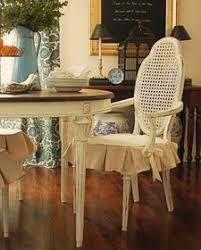 Dining Chair Slip Cover Tutorial Cream Chairs Room Cushions Seat