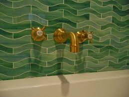 Unlacquered Brass Lavatory Faucet by My Notting Hill Our Bathroom Progress Tub U0026 Faucets