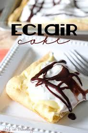 cuisine ch e clair easy eclair cake chef in