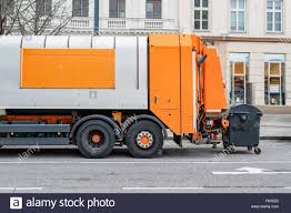 100 Dump Truck Services Municipal Waste Street Stock Photos