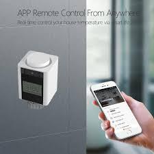 tuya zigbee 3 0 smart thermostatic radiator valve home