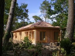maison en bois cap ferret verticama construction de maison en bois massif catalogue
