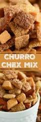Pumpkin Spice Chex Mix by Churro Chex Mix The Novice Chef