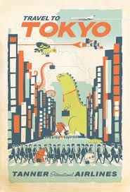 Eric Tan Tokyo Poster