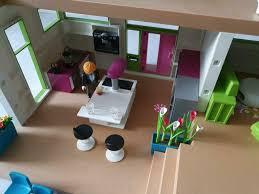 playmobil luxusvilla mit viel zubehör