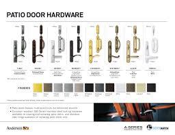Andersen 200 Series Patio Door Lock by Anderson French Doors Parts Full Size Of Sliding Door Parts Names