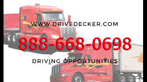 Decker Truck Line - Driven To Be The Best - Truck Driving Positions ... Long Haul Truck Driver Job Description Resume And Professional Best Fleets To Drive For 2017 American Jobs Unfi Careers Driver Jobs Highest Paying Driving In Us By Jim Howto Cdl School To 700 2 Years Great Sample Cover Letter Delivery Also Awesome Cdl Cdllife Boyd Bros Transportation Solo Company Trucking In Alabama Home Every Night Resource Choosing The Work Good Restoring Vinny 1949 Schneider Tractor Brought Back Life Flatbed Cypress Lines Inc Testimonials Train