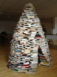 Christmas Tree Books Diy by Tinker Christmas Tree From Books Yourself Hum Ideas