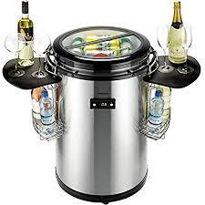gino gelati kühlschrank mit kühlbox getränkekühlschrank