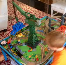 Thomas Train Table And Cranky The Crane | Fox Style And Interests ... Chuggington Book Wash Time For Wilson Little Play A Sound This Thomas The Train Table Top Would Look Better At Home Instead Thomaswoodenrailway Twrailway Twitter 86 Best Trains On Brain Images Pinterest Tank Friends Tinsel Tracks Movie Page Dvd Bluray Takenplay Diecast Jungle Adventure The Dvds Just 4 And 5 Big Playset Barnes And Noble Stickyxkids Youtube New Minis 20164 Wave Blind Bags Part 1 Sports Edward Thomas Smart Phone Friends Toys For Kids Shopping Craguns Come Along With All Sounds