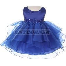 gown fancy dress princess baby dress