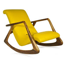 CE WK WS 06 Amarelo Nautica | Rocking Chairs Will Rock Your World ... Danish Modern Mid Century Rocking Chair By Selig At 1stdibs By Georg Jsen For Kubus Viesso Soren Whosale Chairs Living Room Fniture George Oliver Dominik Wayfair Masaya Co Amador Wayfairca Plastic Black Harmony Belianicz Cado Rocking Chair In Rosewood And Leather Ole Wanscher