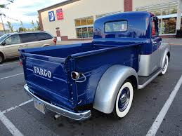 1952 Fargo Half-Ton Pickup Truck | Chrysler Of Canada | Custom_Cab ... 1950 Dodge Truck Hot Rod Network Gmc Pickup Truck Names Photo Gallery Autoblog 2017 Detroit Auto Show Top Trucks Autonxt 1955 Chevy Half Ton Pickup Blu Sumtrfg030412 Youtube Why Choose A 12 Rental Flex Fleet Chevrolet Advertising Campaign 1967 A Brand New Breed Blog 2016 Ford F150 Offers Naturalgaspropane Prepkit Option Intertional Harvester Classics For Sale On 1986 34 Ton Id 26580 The Classic Buyers Guide Ramongentry Halfton Diesel Market Battle The Little Guy Service Bodies Whats New For 2015 Medium Duty Work Info
