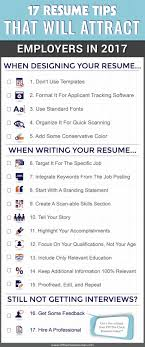 20 Resume Tips That Will Get You More Interviews In 2020 ...